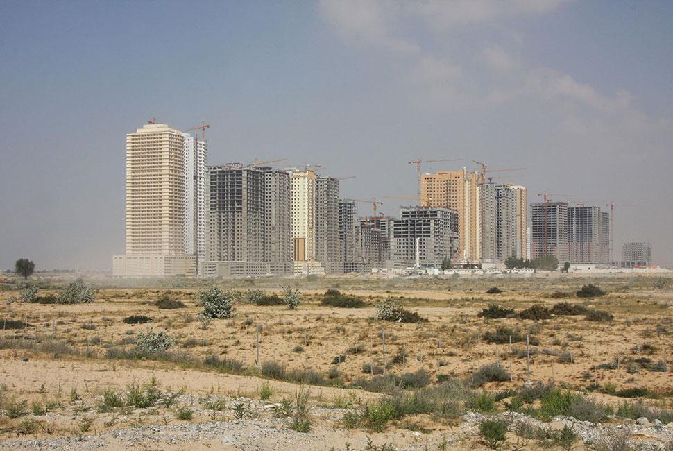 Case Study: Emirates City, Ajman   Centre for Global